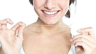 floss-dentures