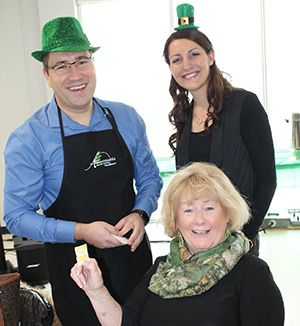 Askennonia St. Patrick's Luncheon
